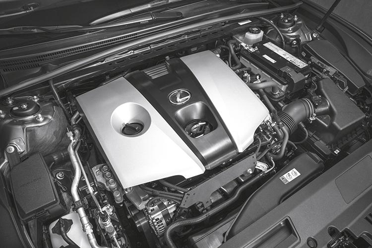 lexus es250 engine