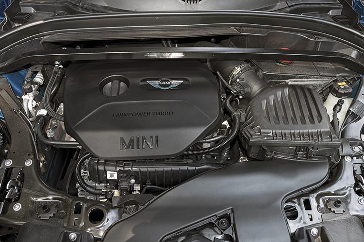 MINI Cooper Countryman – Engine