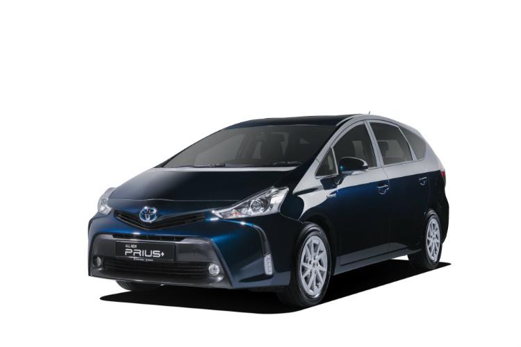Toyota Prius+ – $129,980 including COE