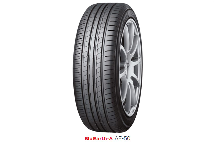 If you're a saloon or hatchback owner who wants a great tyre that helps you save fuel, then the Yokohama BluEarth-A AE-50 is the one for you.