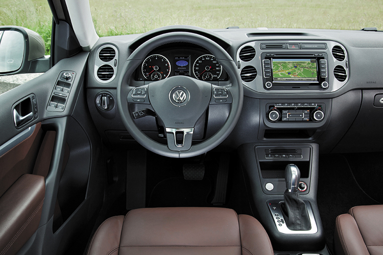 """What Does Tiguan Mean >> Updated Volkswagen Tiguan now comes with """"Tig"""" skin 