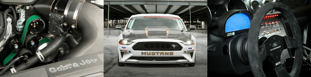 2018 Ford Mustang Cobra Jet is fastest Mustang dragster ever