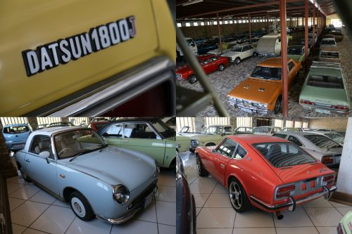 Owned by car enthusiast Freek de Kock, the Datsun Heritage Museum in Bothaville, Free State, serves as testimony to the legacy of Datsun enthusiasm in the country.