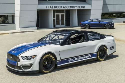 The world's best-selling sports coupe moves to America's most popular form of racing for the first time ever, and will make its debut as a competitive racecar at the 2019 Daytona 500 in February.