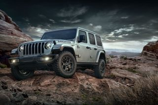 The first limited-edition model based on the all-new Jeep Wrangler, the Wrangler Moab Edition honours the long and storied history the brand shares with the annual Easter Jeep Safari event in Moab, Utah, USA.