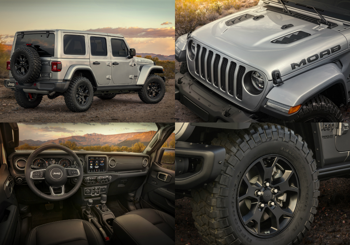 jeep introduces new 2018 wrangler moab edition. Black Bedroom Furniture Sets. Home Design Ideas