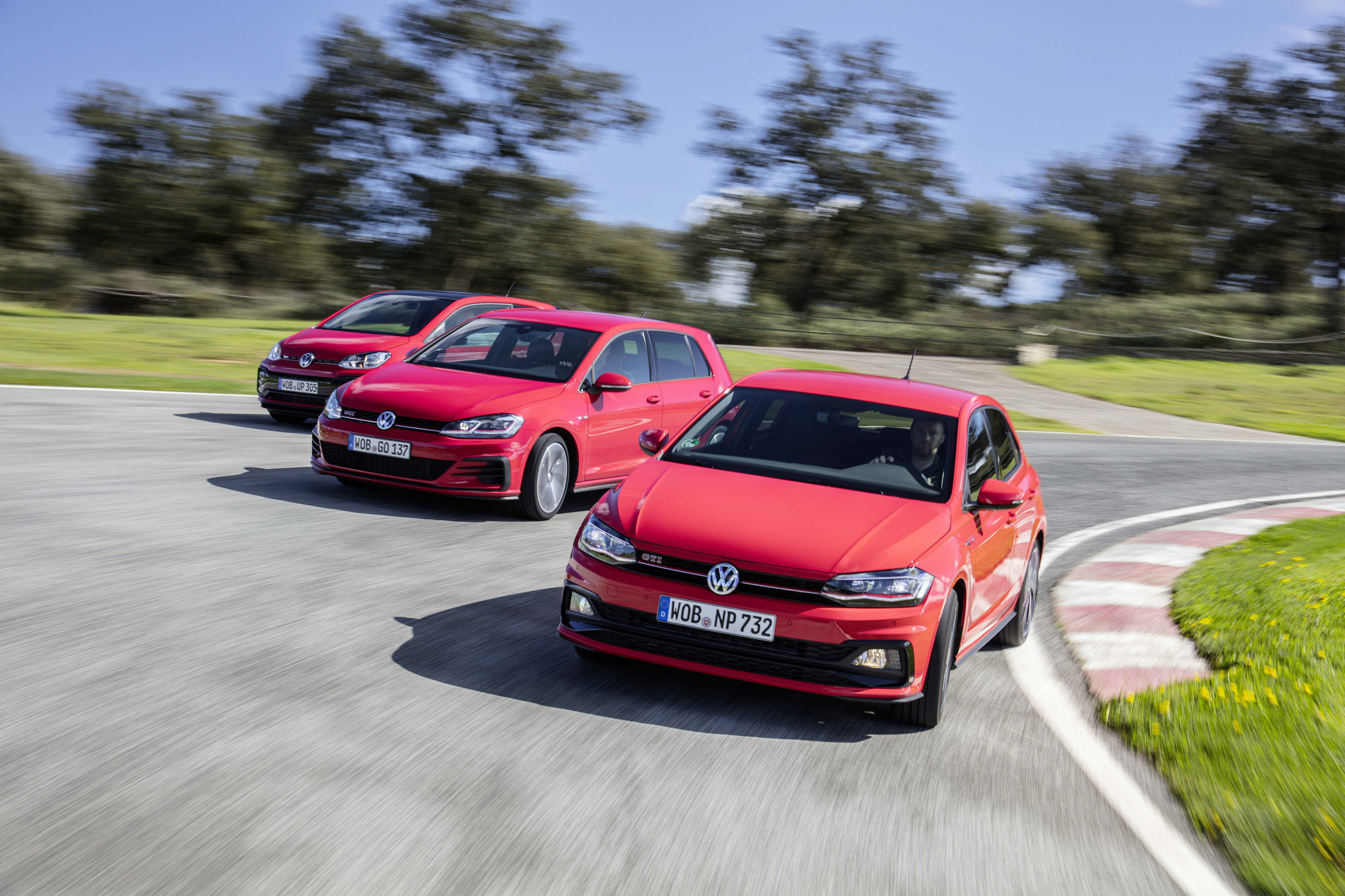 VW partners with navigation app to offer driving delights on some of the UK's finest driving roads to Waze users, who can also access the in-app GTI car icon.