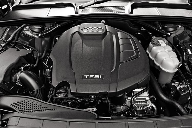 audi a5 cabriolet engine