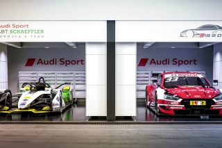 Audi will continue to compete with fully electric power in the Formula E championship and, at the same time, prolong its factory-backed racing activity in the popular DTM touring car series, which will introduce 4-cylinder turbo engines to the grid for the 2019 season.