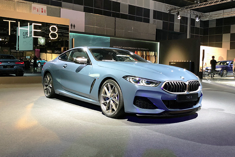 BMW 8 Series M850i xDrive Coupe