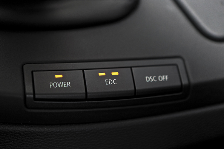 bmw m3 competition buttons