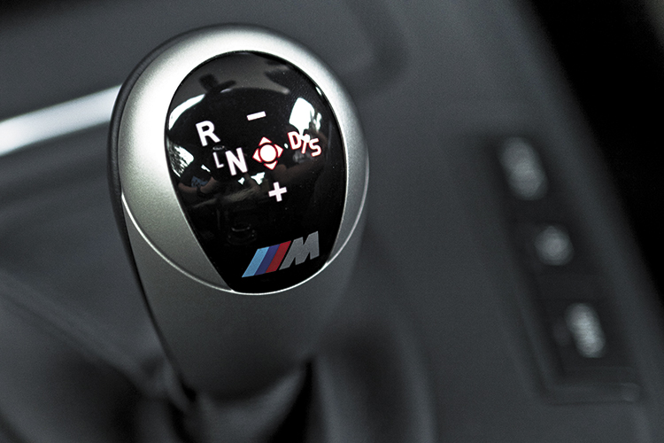 bmw m3 competition gearshift lever