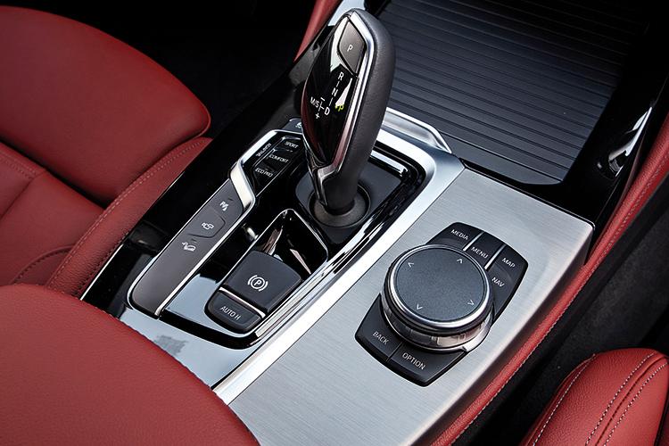 bmw x4 gearbox