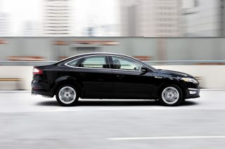 ford mondeo panning