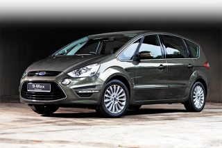ford s-max front static