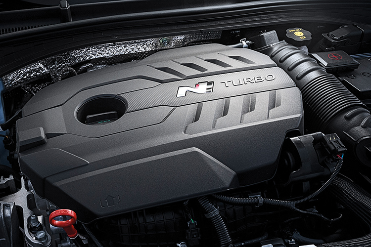 hyundai i30 n engine