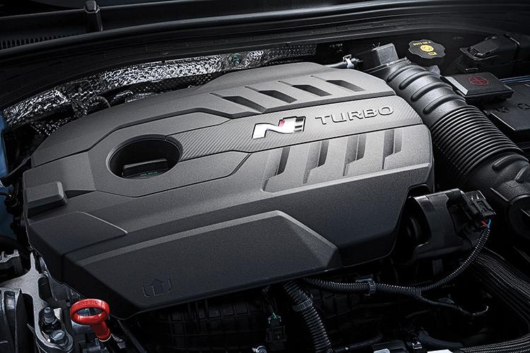 hyundai i30 n engine