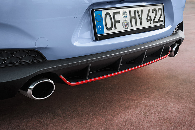 hyundai i30 n exhausts