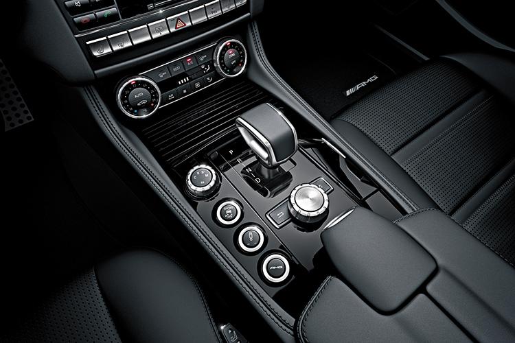 mercedes-benz cls63 amg gearbox