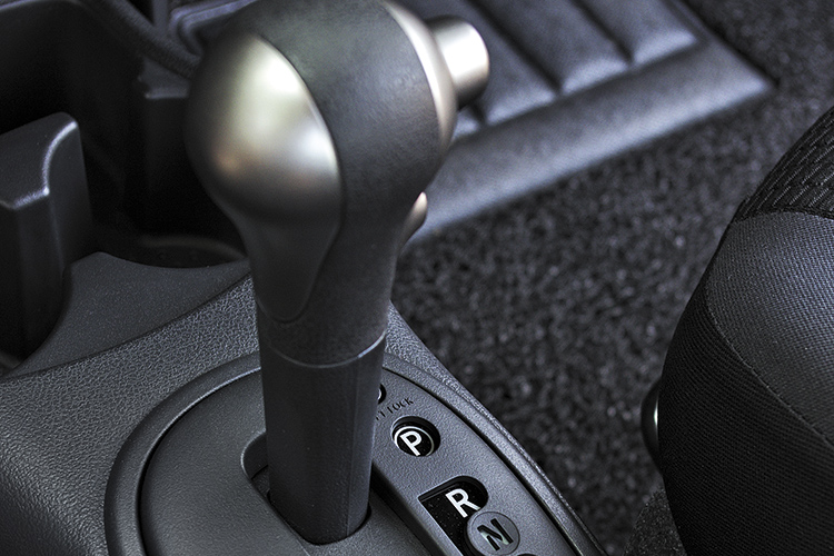 nissan march gearshift lever