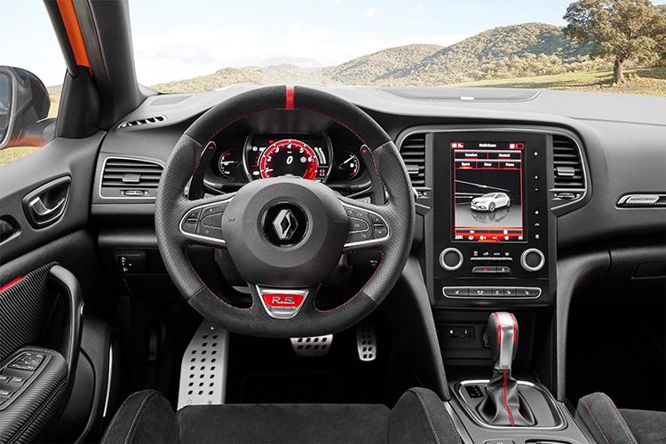 Renault Megane RS – Interior