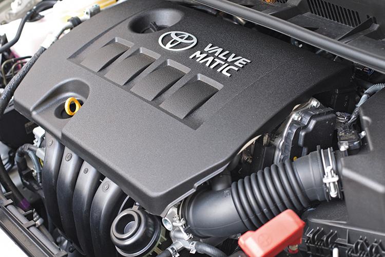 toyota wish engine