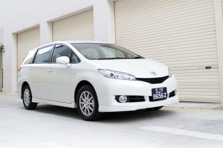 toyota wish main