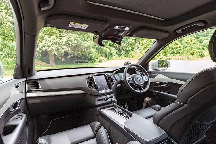Volvo XC90 – Cockpit