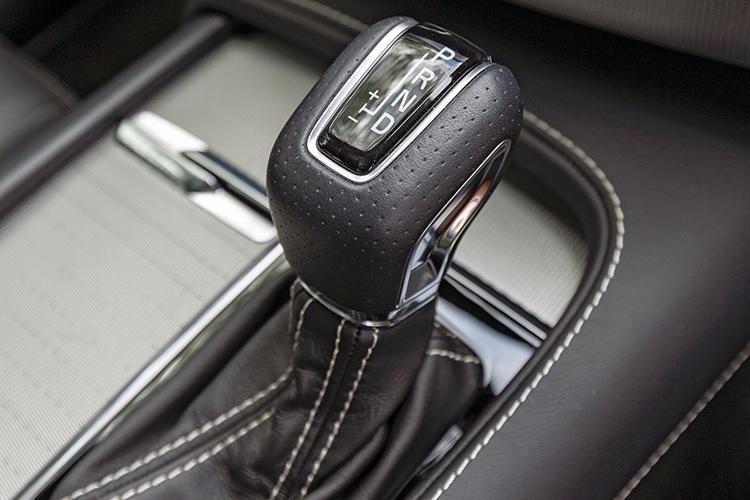 Volvo XC90 – Gearbox