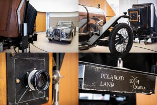 Bentley is the first automotive brand to be shot with the Polaroid 20x24 Land Camera, a legendary device which has now photographed Bentley models for exclusive images to be used in a special chapter of the limited-edition Bentley Centenary Opus book.