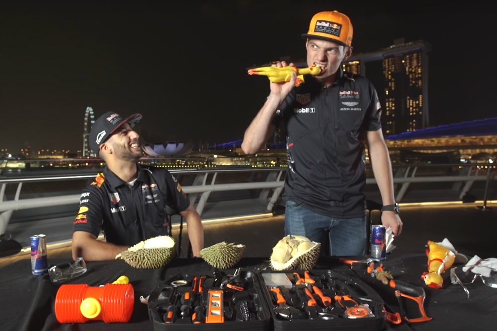 11 great moments from 11 years of Singapore F1 Grand Prix
