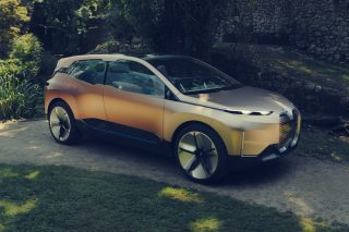Highly automated, emission-free and fully connected, the Vision iNext brings together the BMW Group's strategic innovation fields into a Vision Vehicle for the first time, with the series-produced version of the iNext assuming the role of a new technology flagship when it enters production in 2021.