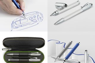 "The ""Graf von Faber-Castell for Bentley"" collection of writing instruments comprises exquisite pens and matching accessories that perfectly combine timeless design, exceptional craftsmanship and a shared passion for precision."