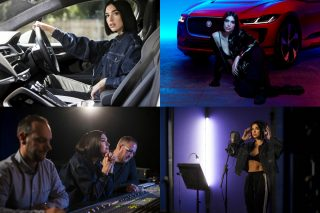 The global superstar and singer-songwriter collaborates with Jaguar to create music in a completely new way using revolutionary technology, which lets fans personalise their own version of Dua Lipa's latest track Want To, with over a million different remixes possible.