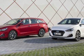 The Hyundai i30 range, which includes the five-door hatchback and wagon, is now available with the new Smartstream 1.6-litre diesel engine, a particulate filter for all the petrol engines, the latest connectivity features and an updated exterior.