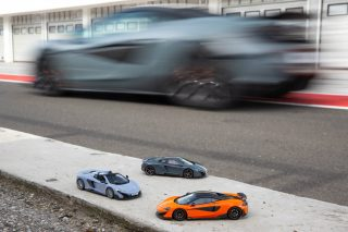 McLaren's newest and most powerful Sports Series supercar is now available in miniature, with the 1:43 and 1:18 scale versions of the 600LT joining the family of TSM-Model McLarens that gives fans of all ages endless possibilities to curate their own McLaren collections.
