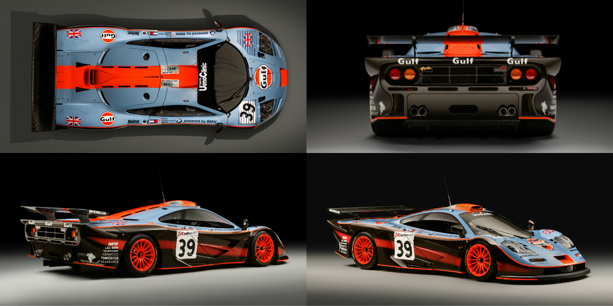 The first factory programme to authenticate the McLaren F1 supercar is now available to owners, with the new service aiming to safeguard the originality of the iconic car for future generations, and the first F1 to be certified is the ex-Le Mans F1 GTR Longtail '25R' from 1997.