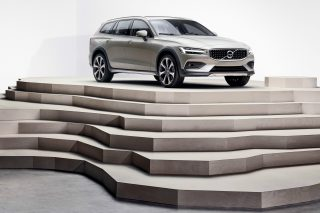 Sweden's premium car maker has revealed the new Cross Country version of its V60 mid-size estate, with the rugged, safe and versatile newcomer transporting the outdoorsy family from one natural habitat to another.