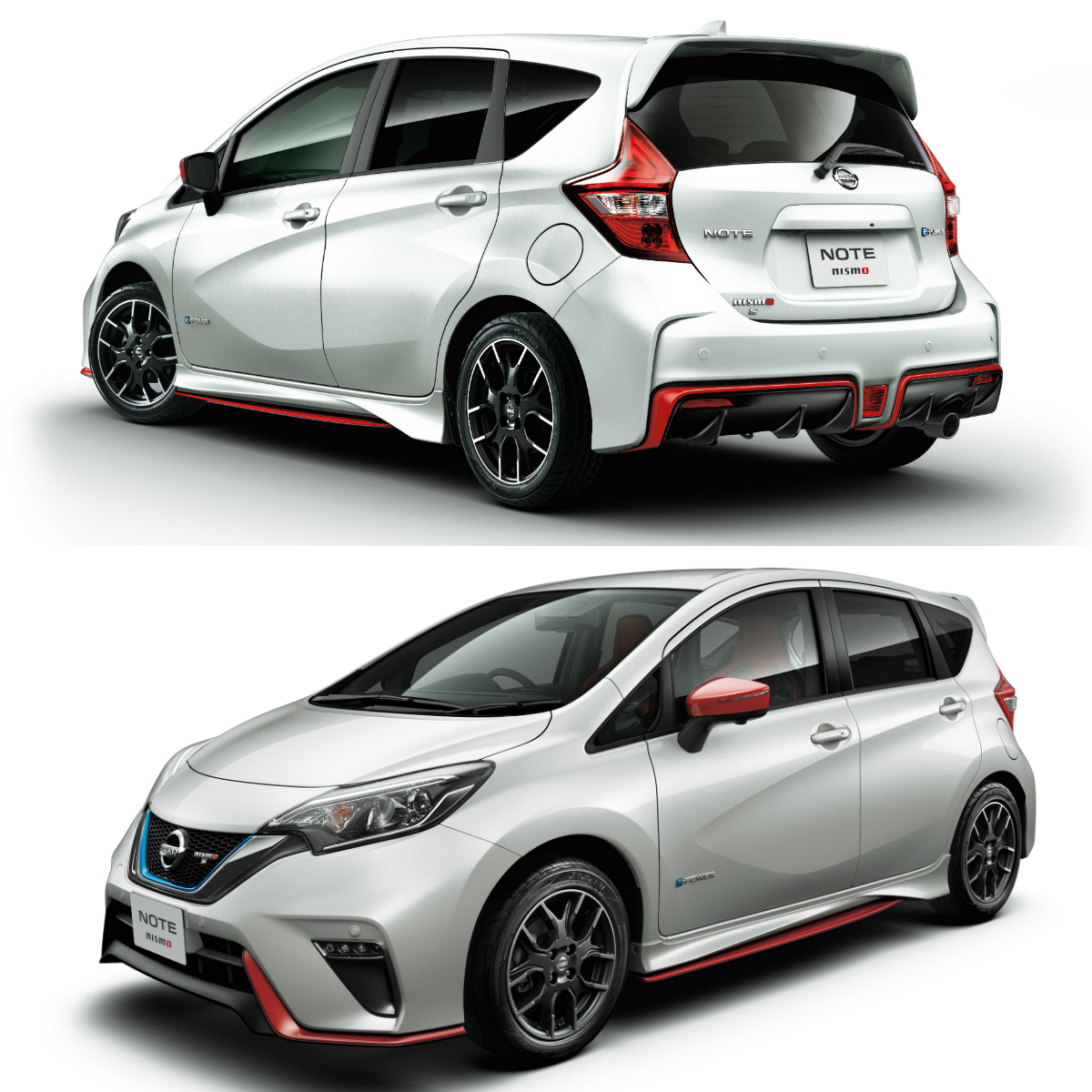 The higher-spec version of the Note e-Power Nismo offers customers increased power and sportiness, and is part of Nissan's electrification strategy to sell one million electrified vehicles annually worldwide by fiscal year 2022.