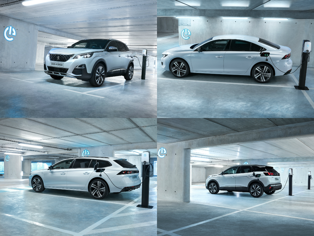 Peugeot's new Hybrid and Hybrid4 plug-in hybrid petrol engines help to maximise efficiency and fuel consumption, and are available for the 3008 SUV as well as the 508 saloon and 508 SW estate.