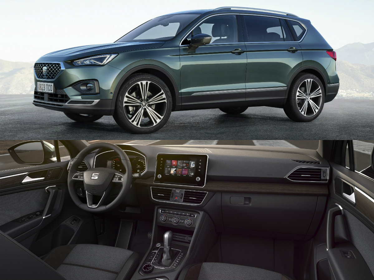 Seat Tarraco Is The Spanish Companys Largest SUV