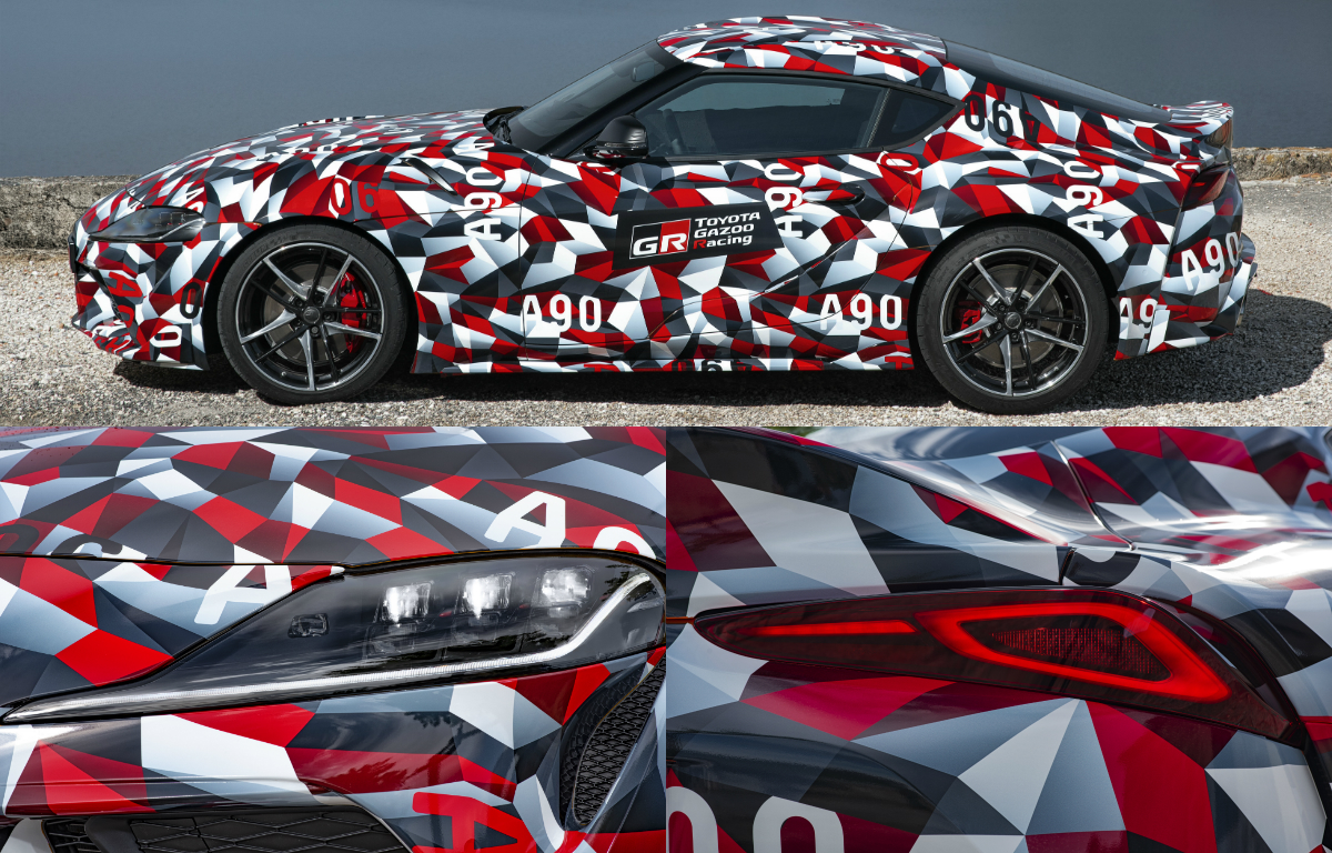 The new-generation Toyota Supra performs like a true sports car in prototype form, but it remains to be seen whether the production version looks truly sporty.