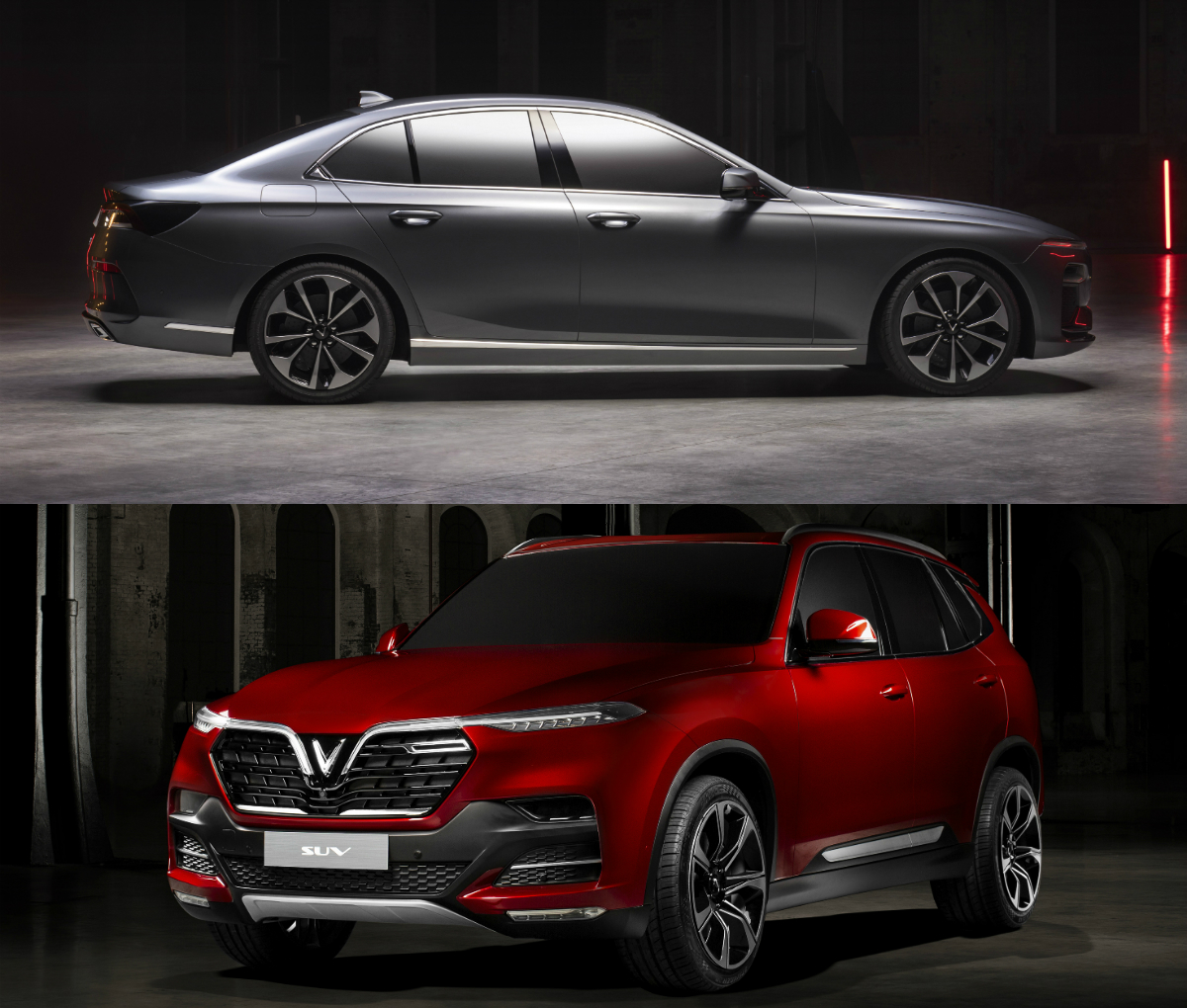 Vietnamese Car Company VinFast Reveals First Two Models