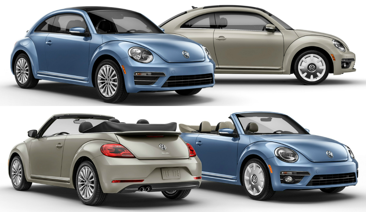 Volkswagen Of America >> Volkswagen Will Axe The Loveable Beetle In 2019 After Three