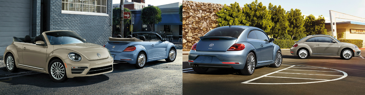 Volkswagen of America has announced that it will end production of the loveable Beetle in 2019, after three generations and over nearly seven decades, with special Final Edition models to send the VW Bug off in style.