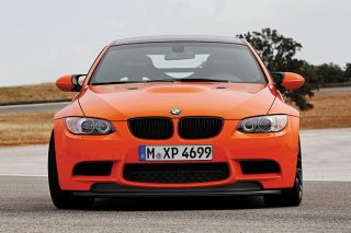 bmw m3 gts front pic