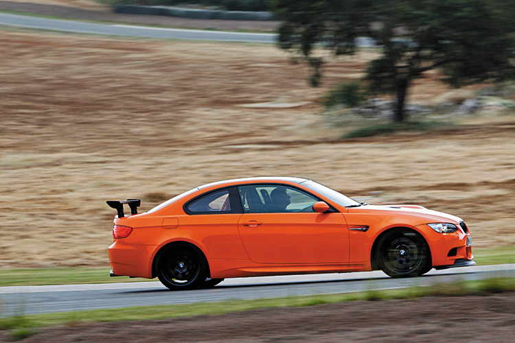 Bmw M3 Gts Is The Quickest And Most Powerful M3 To Date