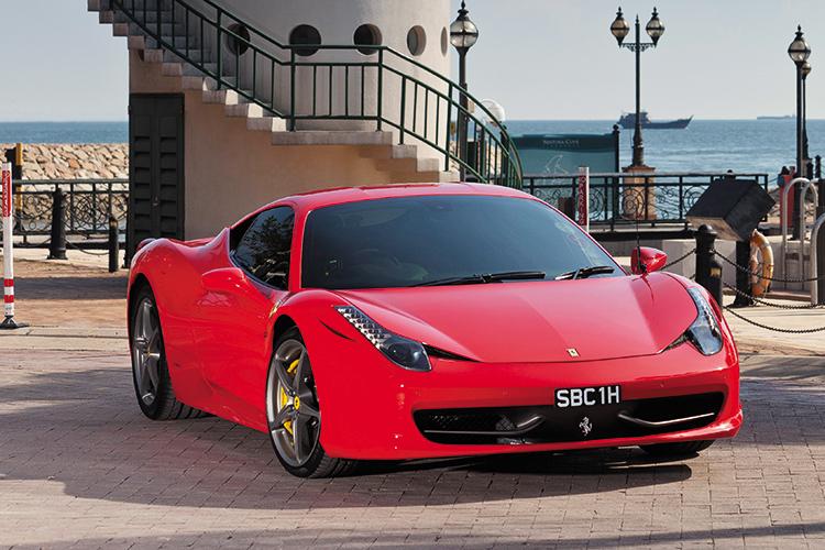Ferrari 458 Italia Is The Definitive Supercar From Maranello