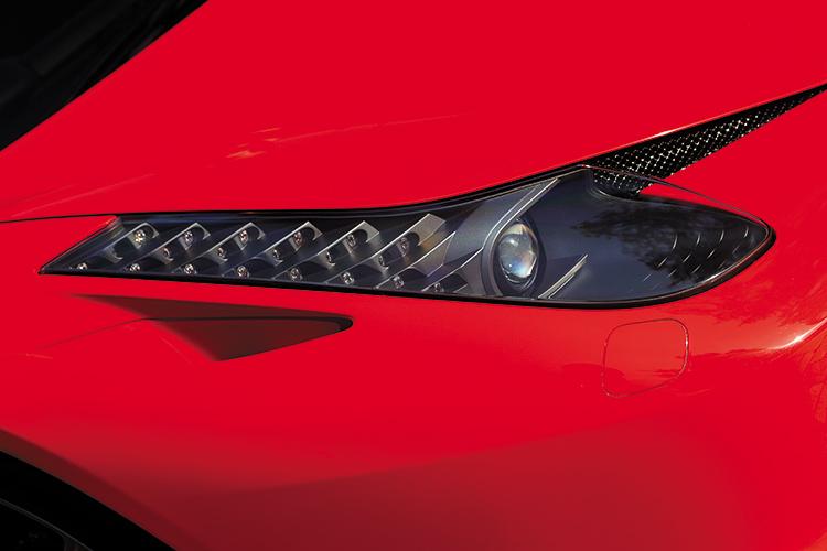 ferrari 458 italia headlamp