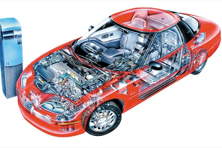 General Motors Ev1 Technical